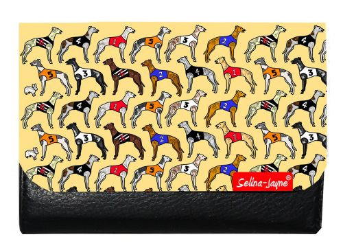Selina-Jayne Greyhounds Limited Edition Designer Small Purse